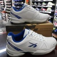 Sepatu Tenis Spotec Dexter white/blue