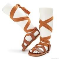 Sepatu sandal/sendal gladiator anak perempuan/balita