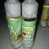 Liquid Vapor by Hansen Series Milk Lover Isi 60ml aksesoris