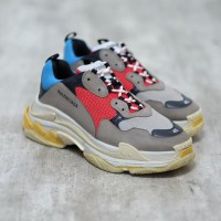 Balenciaga Triple S Multicolor 100% Authentic Sneakers