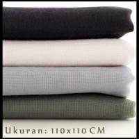 Promo Bulan Ini Jilbab Voal Polos Segi Empat 110X110 20 Pilihan Warna