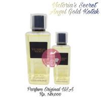 parfum victoria secret angel gold kotak