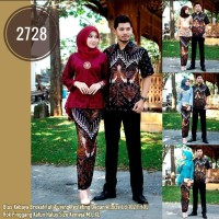 Batik Couple Kebaya Plus Kemeja