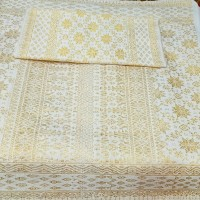 kain songket palembang motif lepus