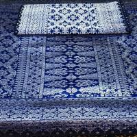 kain songket tenun palembang
