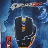 Mousr Gaming battlecat G-900