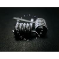 Alien Tricore Fused Clapton USA Ni80 Nichrome - Prebuild Coil by Dince