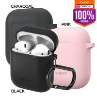 Dijual Apple Airpods Case Silicone Spigen Apple Airpods Pouch Original
