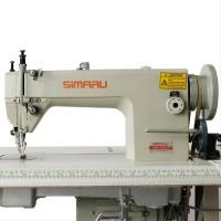 SIMARU SM-0303 Mesin Jahit Kulit-Terpal Walking Foot Industrial Disko
