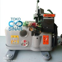 Simaru SM 2502 SM2502 Mesin Obras Jahit Karpet Tebal Limited