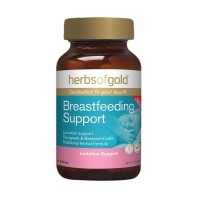 Herbs Of Gold Breast-Feeding Support DOUBLE STRENGT