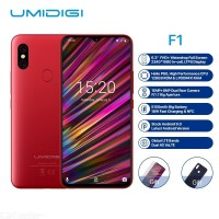 Umidigi F1 Smartphone Android 9.0 Dual SIM 4G 128GB ROM 4G LTE