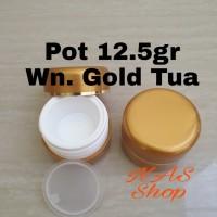 Pot PP 12.5gr / Pot Cream / Pot Jar GT