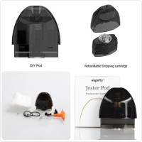JESTER DIY REPLACEMENT CARTRIDGE AUTHENTIC