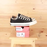 Converse 70s Low Black White Premium