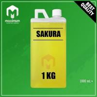 Bibit Parfum Sakura Fragrance Oil - 1 Liter