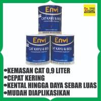 Cat Minyak Envi 0,9 Liter