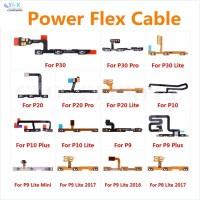 Kabel Flex Tombol Power On Off untuk Huawei p30 P20 Pro P10 P9 Plus Mi