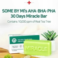 SOME BY MI AHA-BHA-PHA 30days Miracle Cleansing Bar
