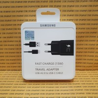 Charger samsung Galaxy S8 S8+ S9 S9+ Note 8 Type C Black Original 100%