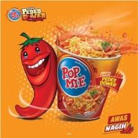 Paket Pop Mie Pedes Dower/ Pedes Gledek