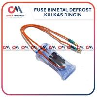 Defrost Bimetal Kulkas Fuse Dingin Single ST3 LG Sharp Sanyo Toshiba