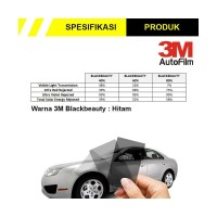 kaca film 3M Full BB Original - Mobil kecil(Jazz/Ayla/Agya)