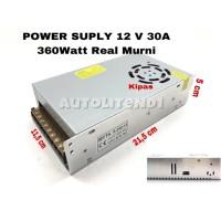 ADAPTOR PSU POWER SUPLY 12V 30A 360Watt REAL CAPACITY