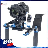 Baru Follow Focus F0 with Adjustable Gear Ring Belt for Canon /