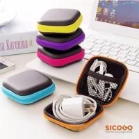 Handsfree bag/Case Earphone/Case Headset/Dompet Koin /kecil bag