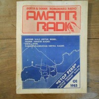 Buku berita dan teknik komunikasi radio.