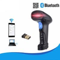 TaffWare Wireless Bluetooth Barcode Scanner 2D QR 1D - BWM3