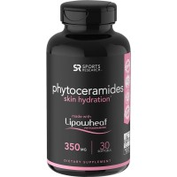 Phytoceramides 350mg Clinically Proven Lipowheat Sports Research