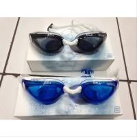 Kacamata renang speedo aquaplush anti fog aksesoris sport