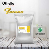 Banana powder drink 1kg Othello - Bubuk minuman rasa pisang 1kg