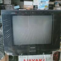TV TABUNG SHARP PICOLO SLIM 21in