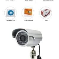 Camera K803 / Kamera CCTV Outdoor Micro SD Tanpa DVR Night Vision New