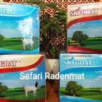 Skygoat Susu Kambing Etawa Bubuk Full Cream dan Cokelat