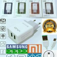 charger Samsung xiomi oppo vivo original 99%