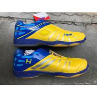 Sepatu Badminton Hart HS 703 - Kuning, 36