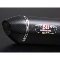 KNALPOT YOSHIMURA JAPAN R-77S ORI NINJA 250/Z250 (13-) SLIP-ON SMC
