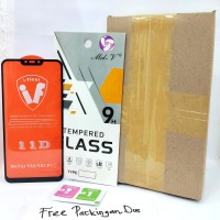 Tempered Glass Full Lem Vivo Y83 / Anti Gores Kaca Full Lem Y 83