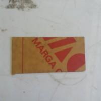 Acrylic lembaran uk. 14 x 6 cm