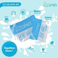 ice gel BKA/ice gel pendingin asi/ICE GEL BKA/1 pak isi 2