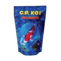 CP Koi Super Growth Small S 1Kg Makanan Pakan pelet Ikan fish food