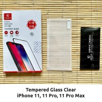 Cafele Tempered Glass for iPhone 11/11 Pro/ 11 Pro Max HD Clear