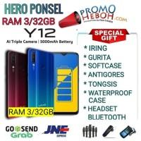 VIVO Y12 RAM 3/32 GB GARANSI RESMI VIVO INDONESIA