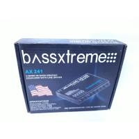 PRE AMP BASSXTREME AX 241