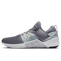 Sepatu Training Nike Free X Metcon 2 Cool Grey Original AQ8306-003