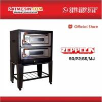 Gas Oven / Oven Gas / Gas Oven Zeppelin 2 Pintu 90 Revisi